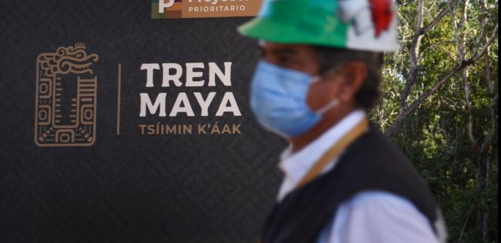 Ganan comunidades yucatecas suspensión provisional contra Tren Maya