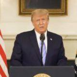 Trump anuncia que habrá transición pacífica