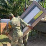 Sedena adjudicó de manera directa 372 mdp para enseres en Tabasco