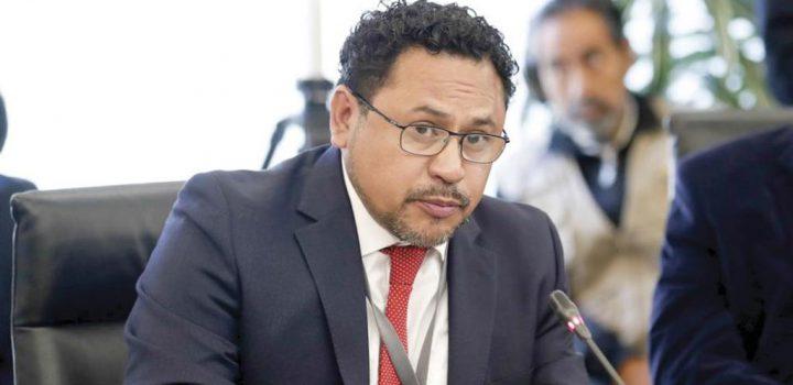 Fallece Gustavo Pérez Valdespín, comisionado de Cofece