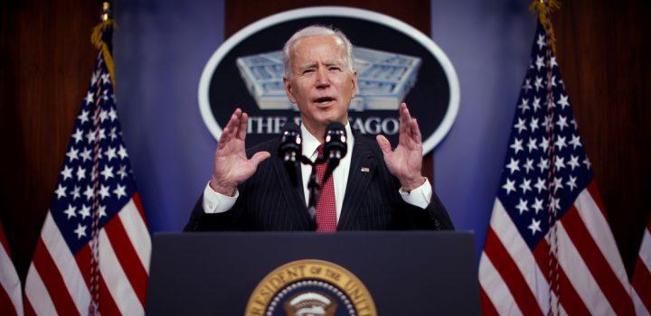Biden creará grupo para afrontar el desafío chino