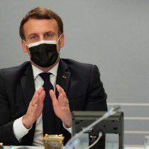 Macron insta a cooperar con China y Rusia para ganar la «guerra mundial» contra la pandemia