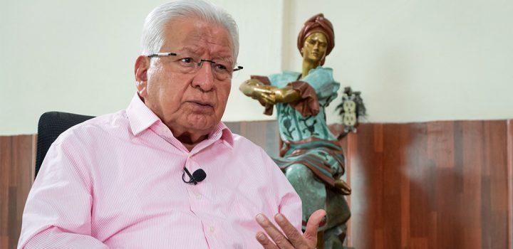 El desastre nacional será mayúsculo si Morena vuelve a ganar; asegura Aquiles Córdova, líder de Antorcha