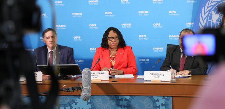 Siguen aumentando contagios y muertes por Covid-19 en México: OPS