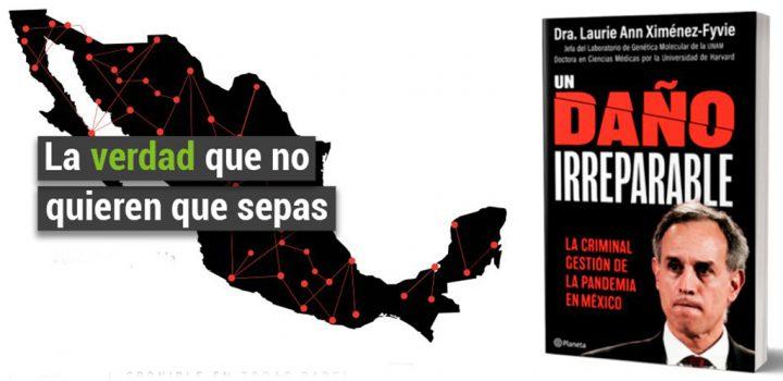 La criminal gestión de la pandemia: un libro irrebatible