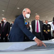 Aumenta 128% el gasto del Aeropuerto de Santa Lucía en 2020