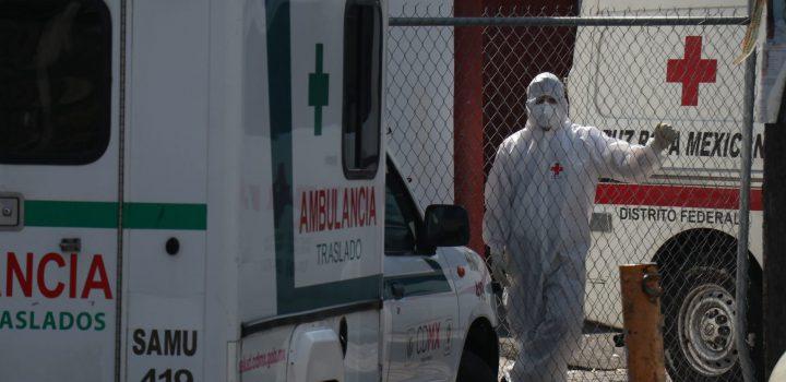 México es ya el país con la mayor tasa de letalidad por Covid: Universidad Johns Hopkins
