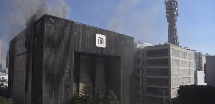 Confirma FGJ corto circuito en incendio en 'cerebro del Metro'