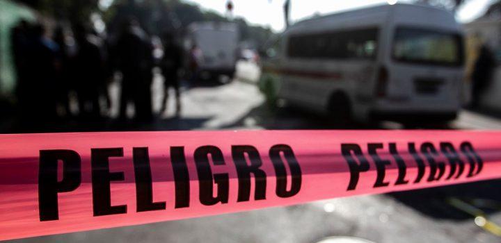 Homicidios dolosos repuntan más de 8% en enero