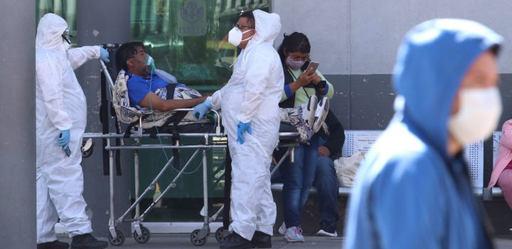 México suma 173 mil 771 muertes por Covid-19