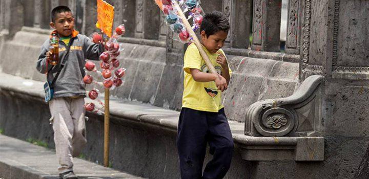 Trabajo infantil en México: 5 millones en campo laboral con sueldos de 50 pesos