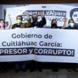 PRD presenta demanda de juicio político contra gobernador de Veracruz