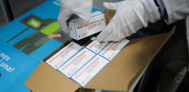 Moderna comienza estudio de vacuna Covid-19 en niños