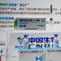 China aprueba su quinta vacuna contra la Covid-19