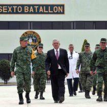 Dinero que genere el Tren Maya será para el ejército
