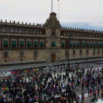 #8M2021: represión, consignas y unión