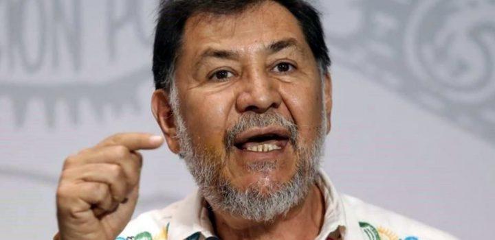 Morena y PT en San Lázaro replican críticas de AMLO contra el INE