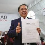 Amílcar Sandoval se retira como aspirante de Morena a la gubernatura de Guerrero
