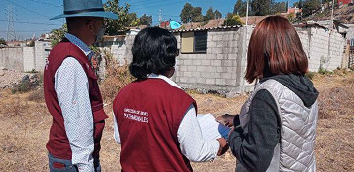 Gestiona Soraya Córdova incorporación de colonias al desarrollo urbano