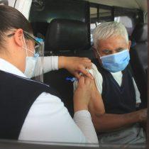 Inmunizan a más de 20 mil adultos mayores en Ixtapaluca en primer día de vacunación