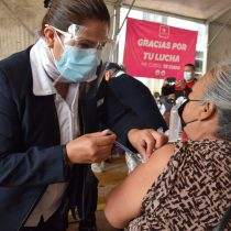 Excelente logística en jornada de vacunación pone  a Ixtapaluca como referente a nivel nacional