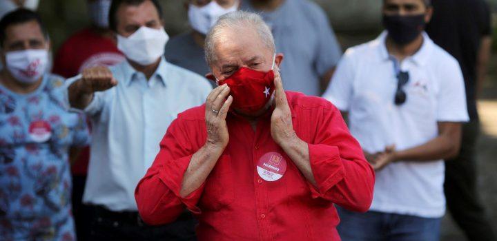 Lula puede volver a ser candidato; juez anula denuncias en su contra