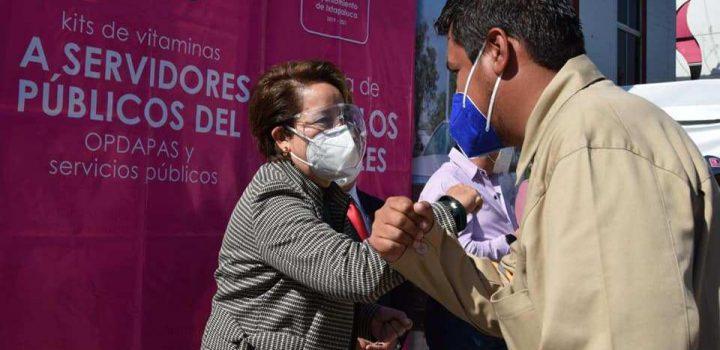 Ixtapaluca innova estrategia de vacunación antiCovid