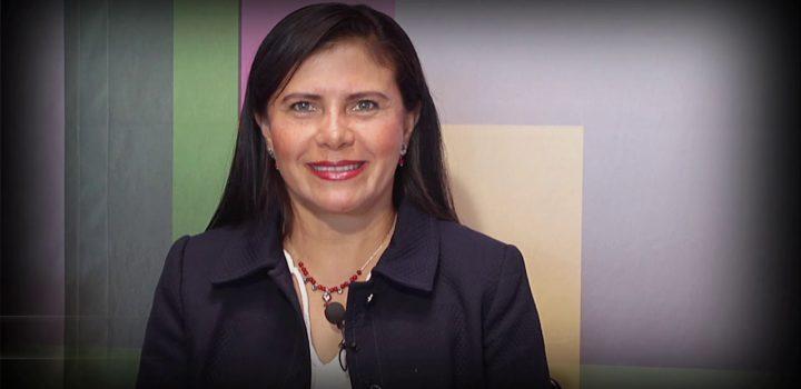 Manuela Obrador, prima de AMLO, buscará reelegirse como diputada federal