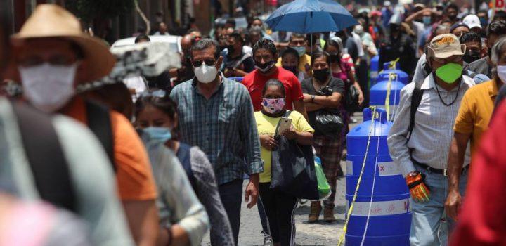 UNAM alerta tercera ola de contagios de Covid-19 tras Semana Santa