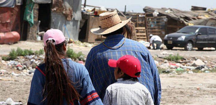 Pobreza aumenta a pesar de la promesa de erradicarla