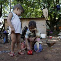 1 de cada 2 menores viven en pobreza