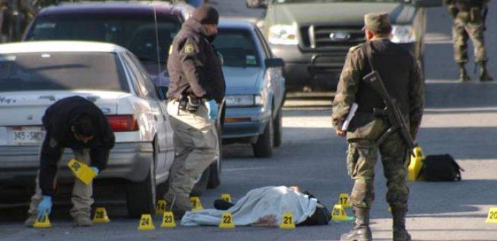 Mala estrategia de seguridad de AMLO deja un baño de sangre en México