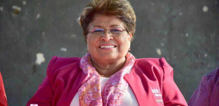 Se perfila Hersilia Córdova como mejor opción para el Dtto. 13 en Puebla