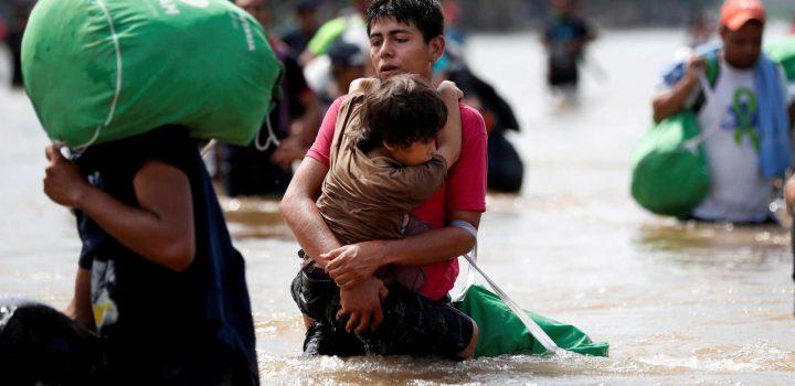 """La solución """"de fondo"""" y la política de México ante la emigración"""