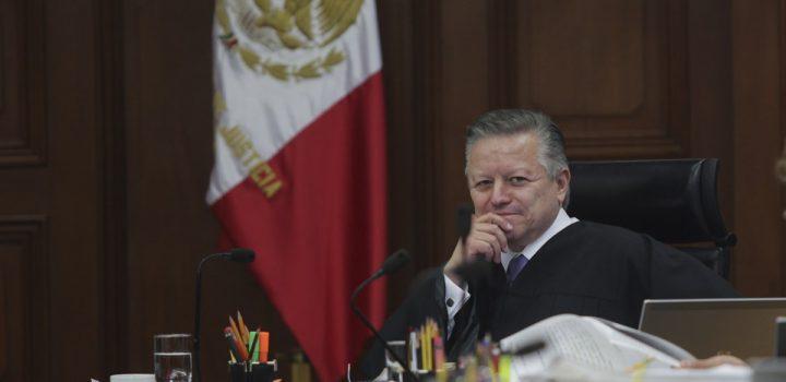"""Más de 80 organizaciones, activistas y académicos advierten sobre """"inconstitucionalidad"""" al ampliar presidencia de Zaldívar"""