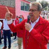 Inicia campaña de Tolentino Román a la presidencia municipal de Chimalhuacán