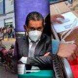 Candidato morenista compra votos con despensas en Chicoloapa, Edomex