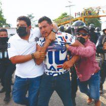 """""""Ley Garrote"""": la estocada de Morena a la protesta popular en México"""