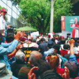 Camino a la dictadura: el acoso al INE