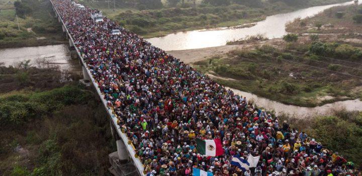 Unicef pide a México instalar más albergues ante aumento de crisis migratoria