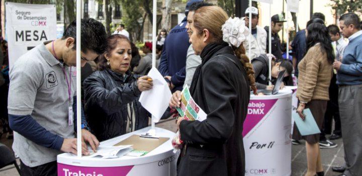 CDMX acumula más de 96 mil empleos perdidos por Covid-19