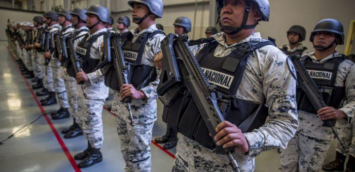 Gasto militar de México ascendió a 6 mil 100 millones de dólares en 2020