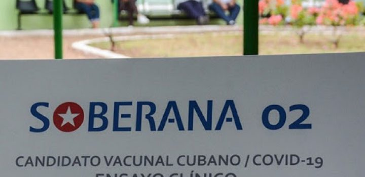 Inicia Cuba Fase III de vacuna Soberana 02