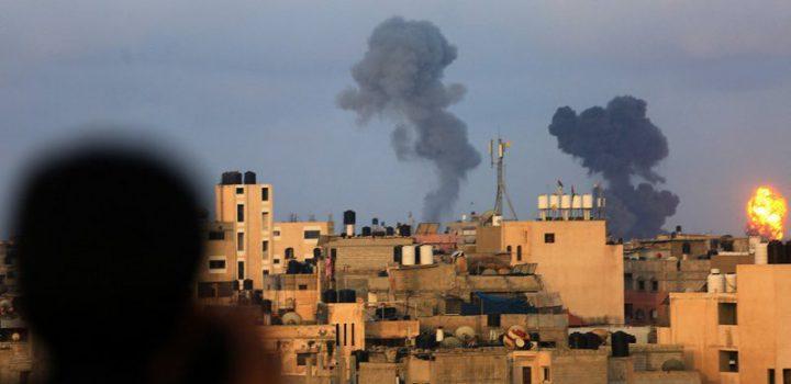 Sube a 25 el número de muertos tras el bombardeo de Israel en la franja de Gaza
