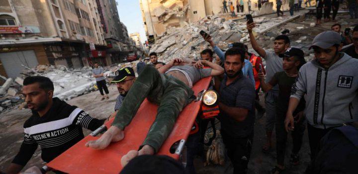 Israel 'hace oídos sordos' a llamadas a cese al fuego y lanza nuevo ataque a Gaza