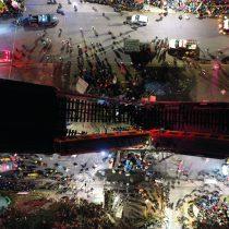 Sube a 23 la cifra de muertos por colapso en la Línea 12 del Metro