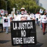 Exigen a AMLO localizar 87 mil desaparecidos