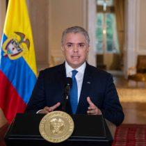 """Presidente de Colombia pide """"el mayor despliegue"""" de fuerza pública en Cali contra protestas"""