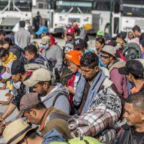 Se disparan en 75% las solicitudes de asilo en México respecto al 2020