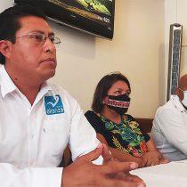 Candidato de Nueva Alianza por Huajuapan de León, Oaxaca, denuncia agresión contra su equipo de campaña
